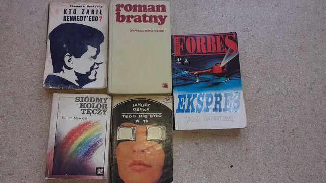 Książki stan dobry