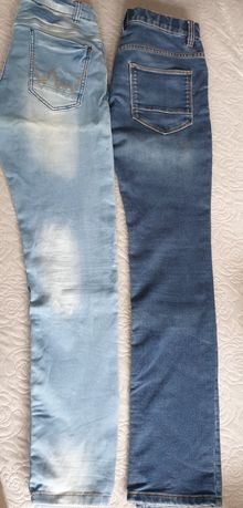 Spodnie jeansowe Cool club C&A rozmiar 164