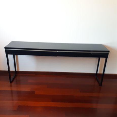 Konsola / biurko z szufladami