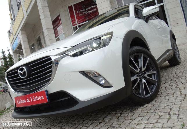 Mazda CX-3 1.5 Sky.Special Edition Navi