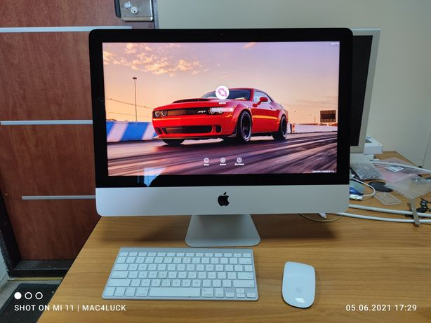 Apple iMac 21 4k i7-3.6/16/SSD 1 TB/AMD 560 4gb Retina
