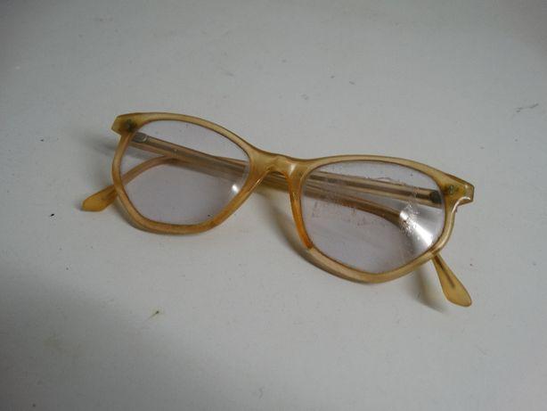 Óculos vintage de senhora anos 60