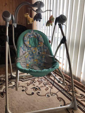 Крісло-гойдалка CARRELLO