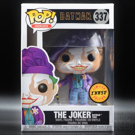 Funko Pop Joker (1989) CHASE