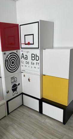 Дитячий шкаф