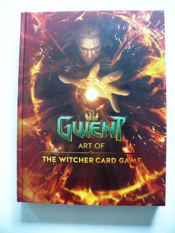 GWENT Art Of The Witcher Card Game CD Projekt Red RPG