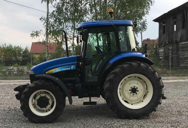 Ciągnik rolniczy New Holland TD5050