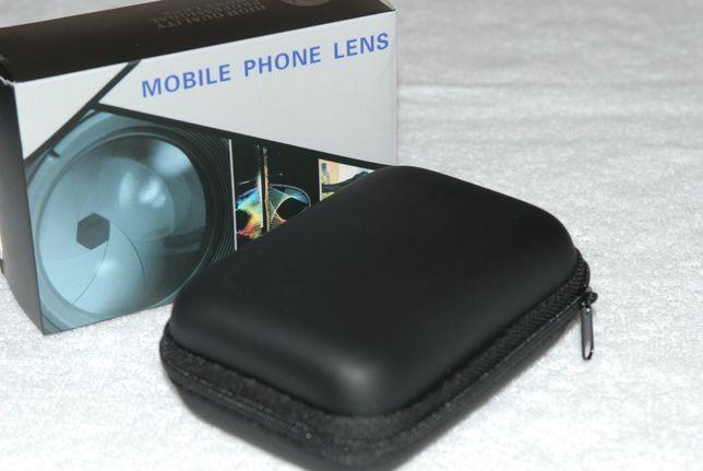 Obiektywy na telefon x 3