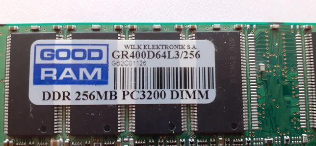 Pamięć Good Ram DDR 256 MB