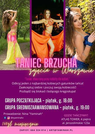 Taniec brzucha - zajęcia taneczne taniec dla kobiet
