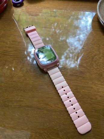 Детские смарт-часы Elari KidPhone 2Pink