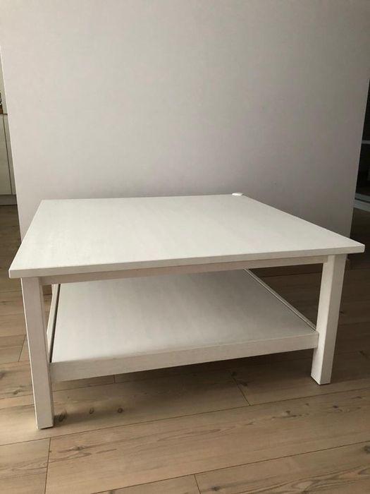 IKEA HEMNES stolik kawowy biały 90x90 Warszawa - image 1