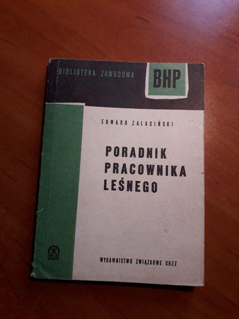 Poradnik pracownika leśnego - Edward Zalasiński