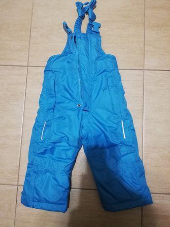 Spodnie śniegowe narciarskie