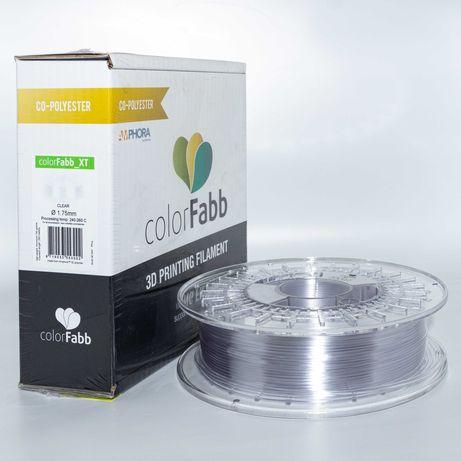 Filamento 3D XT CLEAR 1,75/750 g