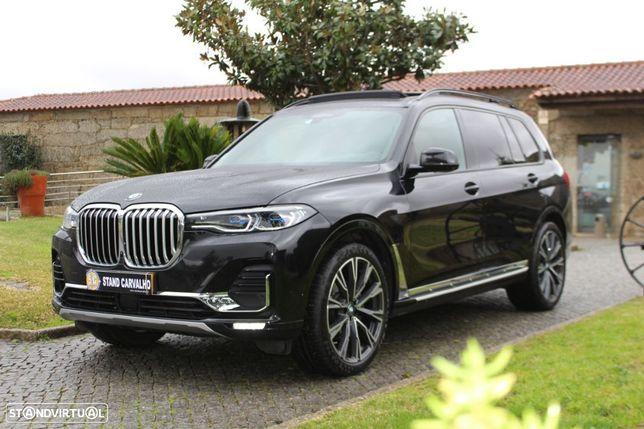 BMW X7 30 d xDrive