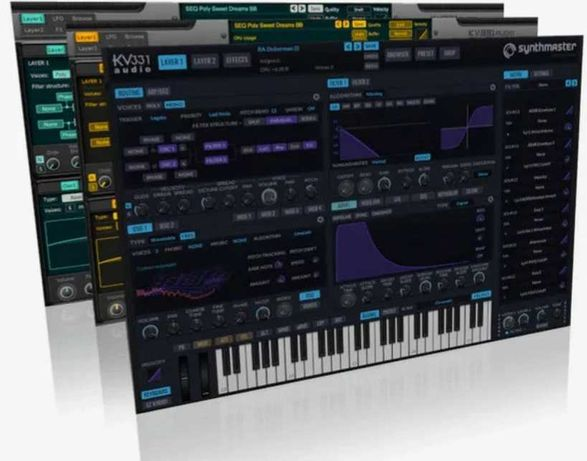 Synthmaster One + 2.9 + Player bundle - instrument plugin VST