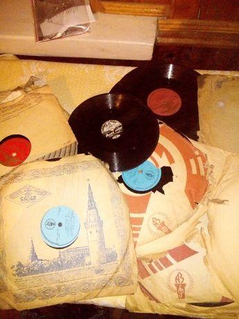 Продам ретро пластинки 50-60 рр Обмен