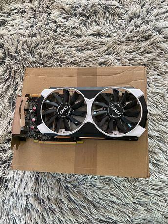 MSI GeForce GTX 970 (Uszkodzona)
