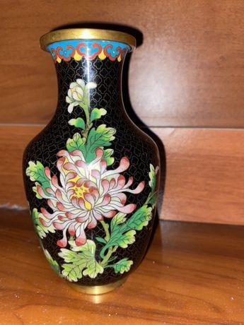 Китайская ваза коуазоне, ручная робота