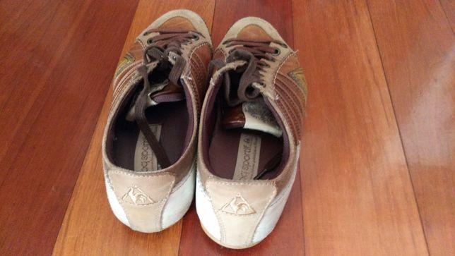 Vendo sapatilhas le coq sportif em muito bom estado número 39
