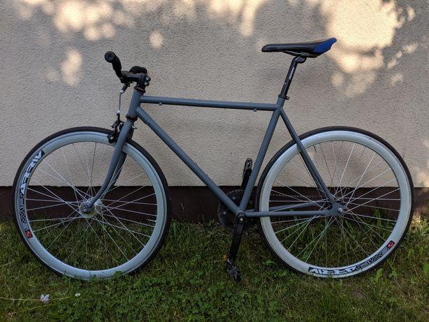 Rower, single speed, ostre koło, fixie