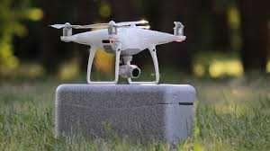 DRON DJI phantom 4 advanced - zadbany w 100% sprawny