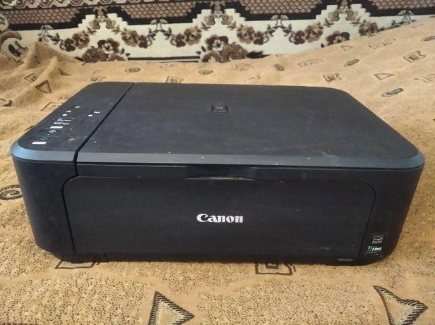 Продам б/у принтер Canon MG3540, необхідно замінити катріджі.