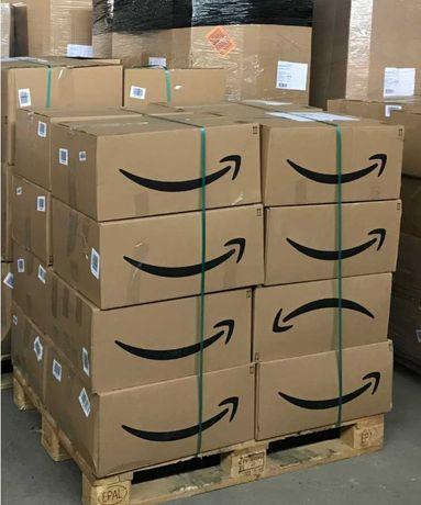 Amazon Palety/Kartony (MIX, odzież i buty) Wysyłka GRATIS
