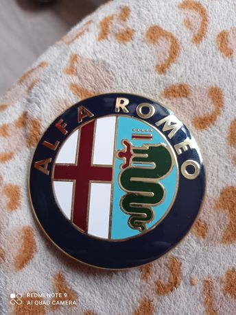 Znaczek alfa Romeo
