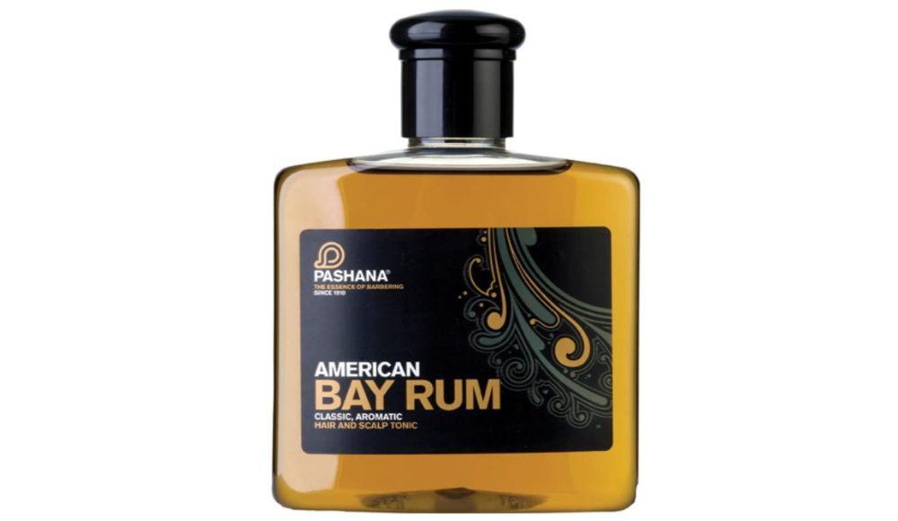 BAY-RUM - Colónia - Fragrância- Vintage - Barba - Massagens - Madeira