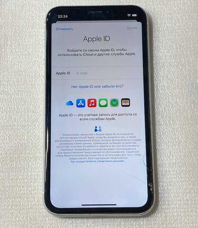 iphone XR 64гб белый с Face ID