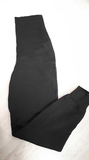 Czarne dresy ciążowe  rozmiar S h&m