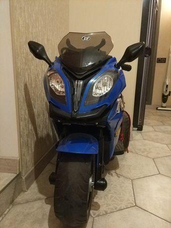Электромотоцикл детский мотоцикл Bambi
