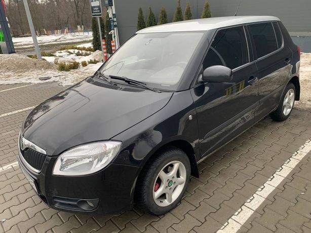 Продам Skoda Fabia New 2 поколения 2007 год