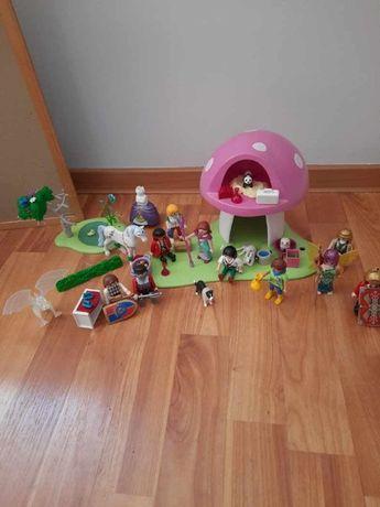 Playmobile grzybek