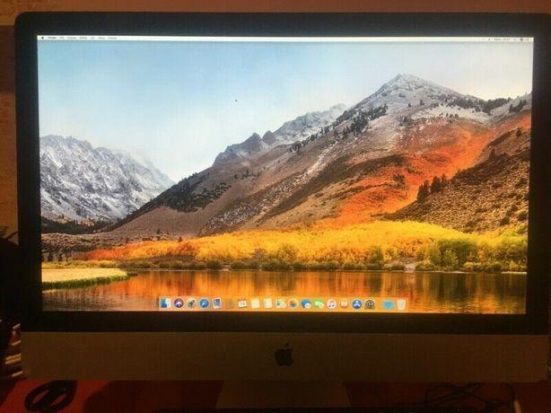 Komputer stacjonarny Apple - iMac - 27 cali - Odbiór osobisty.