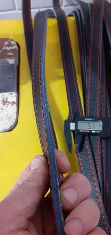 шкіряні полоси 25 мм. упряж  кантарки піддупки