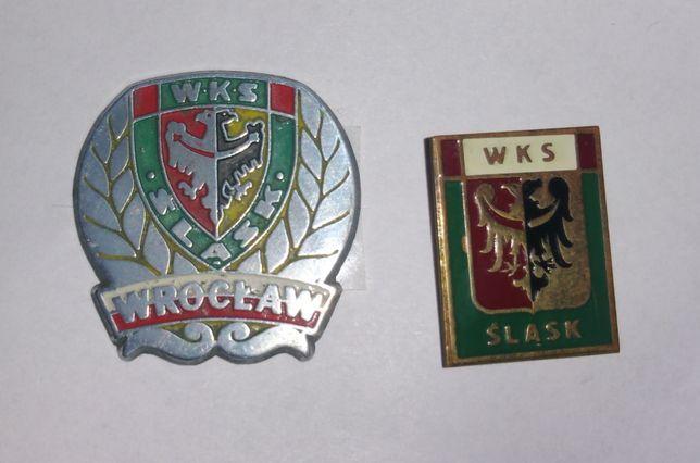 Śląsk Wrocław - odznaki