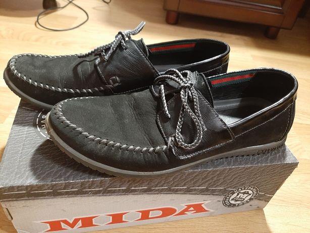 Туфли Mida замшевые р. 39