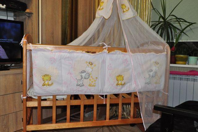 Детская кроватка + подарок