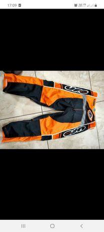 Spodnie na cross / quad UFO