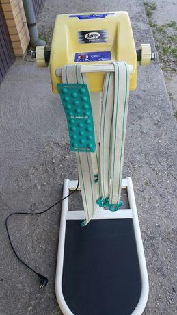 masażer wibracyjny-stojący z 2 pasami