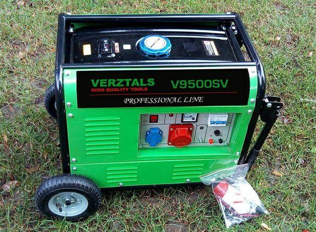 Agregat prądotwórczy verztals v9500sv