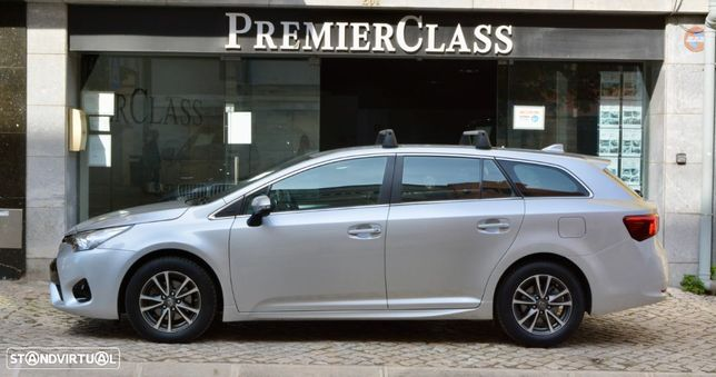 Toyota Avensis Touring Sports 1.6 D-4D Exclusive+GPS