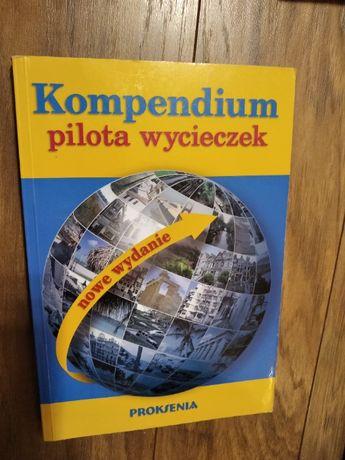 książka Kompendium Pilota Wycieczek Wyd. Proksenia