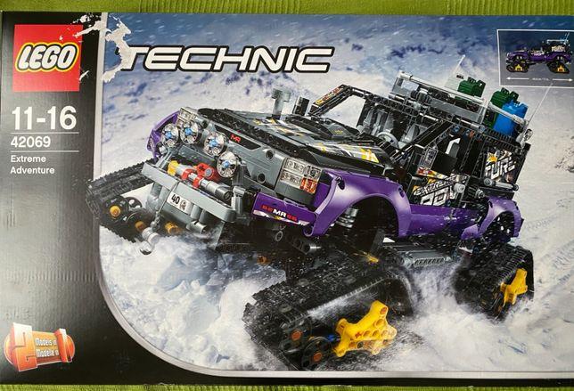 Lego 42069 Technic Ekstremalna Przygoda Nowy Łódź