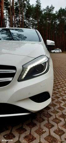 Mercedes-Benz Klasa A Mercedes Benz A180 blueEFFICIENCY 7G