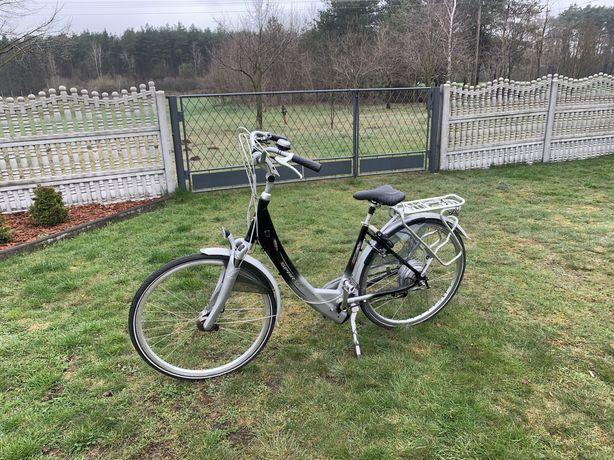 rower elektryczny sparta