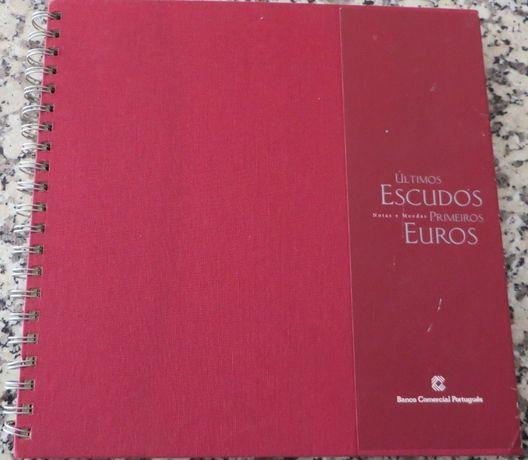 """Últimos escudos- Primeiros euros """" Álbum """""""
